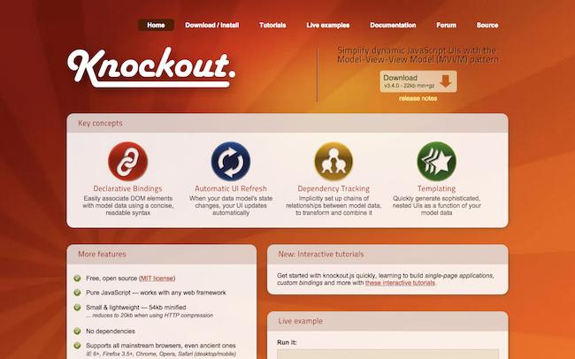 Knockout.js