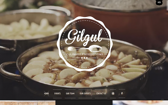 Gilgul Culinary Productions