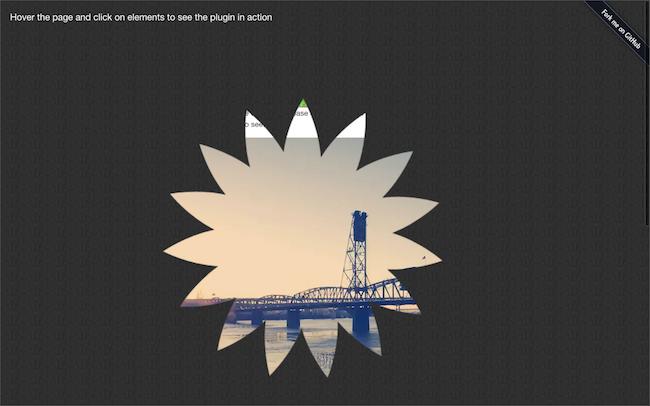 HTML5 jQuery Canvas Overlay
